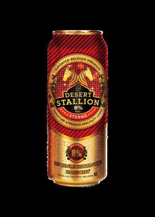 Desert Stallion 8%